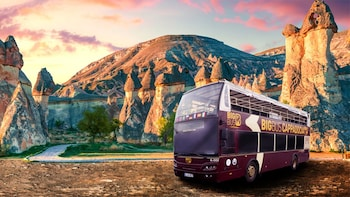 Cappadocia Hop-On Hop-Off Bus Tour