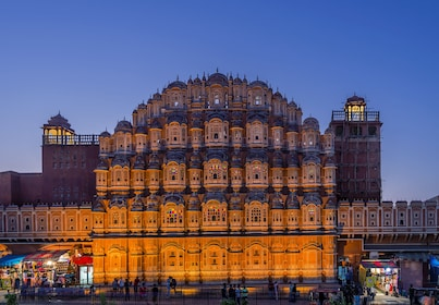 Heritage And Cultural Trails Of Jaipur Walking Tour