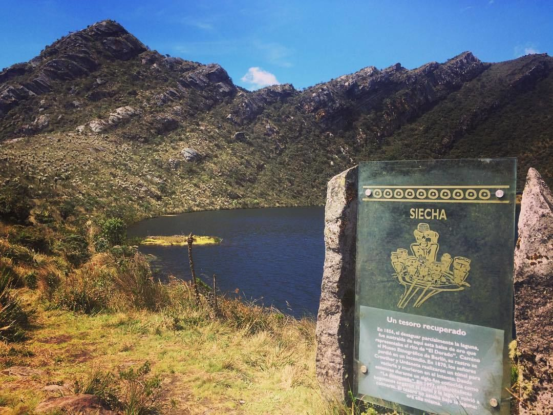 Siecha Pnn Chingaza Lakes Excursion From Bogota