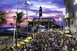 Carnival Holiday in Salvador