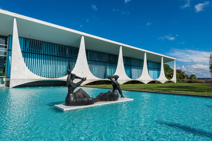 Show item 1 of 4. City Tour in  Brasilia