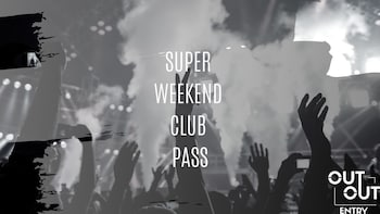 Super Weekend Multi-Club Pass