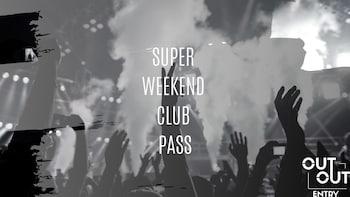 Super Weekend Multi-Club Pass - Bath