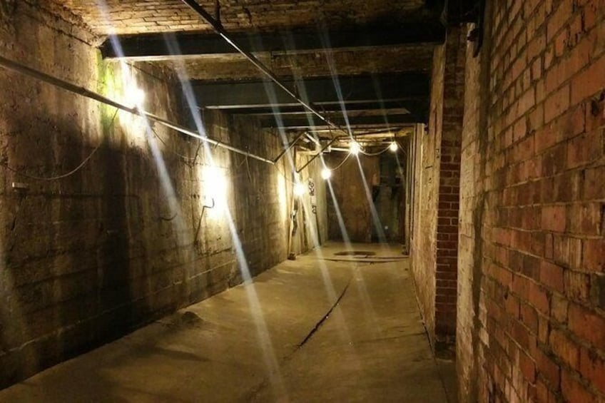 Show item 1 of 6. Beneath The Streets Underground History Tour