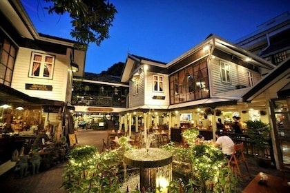 Dinner at Silom Village (Seafood Set Menu) - Ticket only