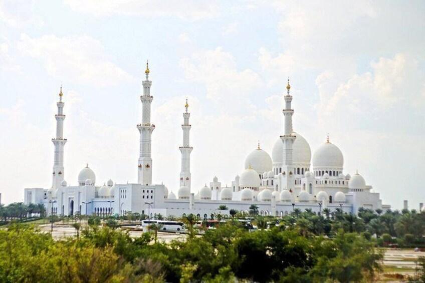 Show item 6 of 6. Grand Mosque Tour