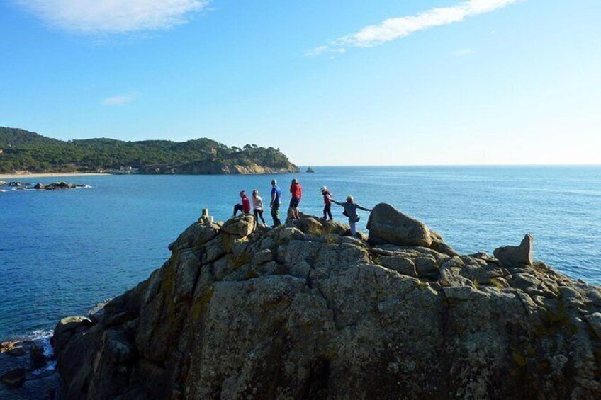 Show item 1 of 6. Costa Brava Small Group Hiking Tour from Barcelona