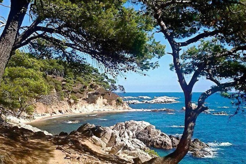 Show item 2 of 6. Costa Brava coves