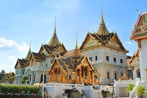 Half-Day Bangkok City Highlights Small-Group Tour with Lunch