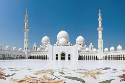 Full-Day Tour of Abu Dhabi from Dubai