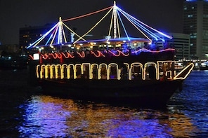 Luxury Dhow Cruise Int Buffet Dinner