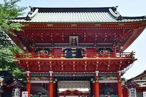 "Private Tour - A Spiritual Tour in Ochanomizu, Visiting ""Power Spots&q..."