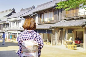 Private Tour - Slip back in time to the Edo Period with a Ninja Costume