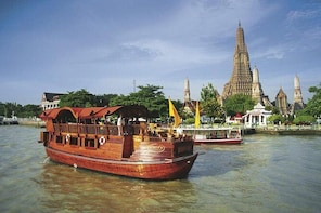 Venice of The East: Bangkok River Cruise by Rice Barge