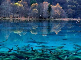 Private 3-Day Jiuzhaigou and Huanglong National Parks