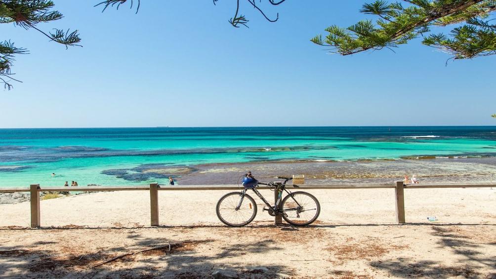 Rottnest Island Bike & Ferry Package