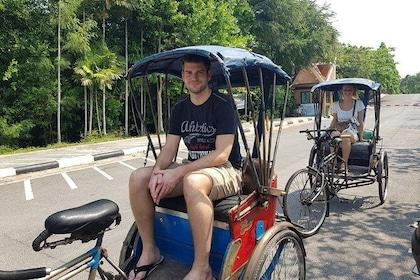 Local Bangkok by rickshaw