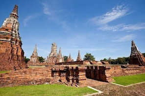 Ayutthaya Insight by Train