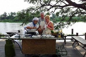Private Tour: Organic Farm and Thai Cooking at Sampran Riverside from Bangk...