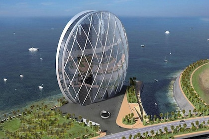 Abu Dhabi City Tour From Dubai With Transfers