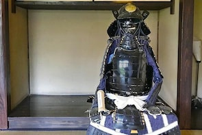 Private Tour - A Historic Tour of the Mysterious Lives of Samurai in Sakura