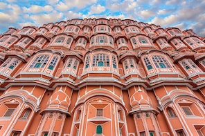 From Delhi - 2 Days Jaipur Overnight Tour by Car (Road).