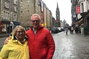 Edinburgh Stopover Tour with a Local: 100% Personalised & Private