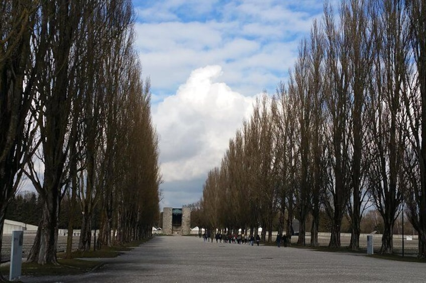 Guided Dachau Concentration Camp Memorial Site Tour with Train from Munich