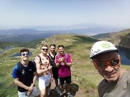 Seven Rila Lakes Hike- Small Group Day Trip