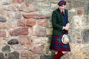 The Mountebank Comedy Walk of Edinburgh