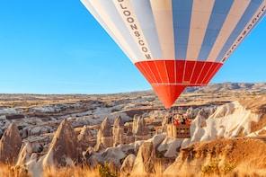 Royal Balloon Flight Include 2 Days Private Cappadocia Tour