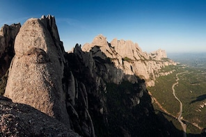 Montserrat Land of Shrines - One Day Small Group Hiking Tour from Barcelona