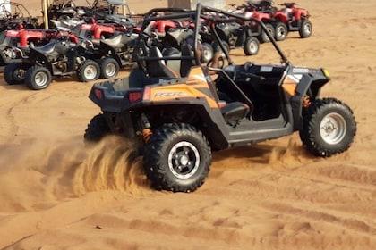 Red Dunes Desert Safari Dubai With Quad Bike