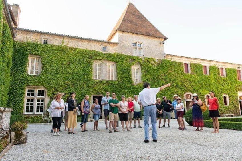 Credit : Vincent Bengold Château Carbonnieux