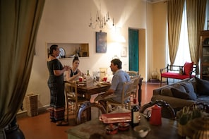 Dining experience at a local's home in Parma