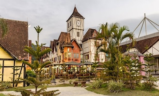 Full Day City Tour Blumenau - Santa Catarina, Brazil