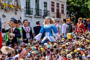 Carnival Holiday in Olinda