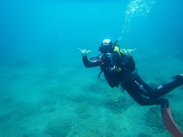 Scuba Diving in the South of Phu Quoc