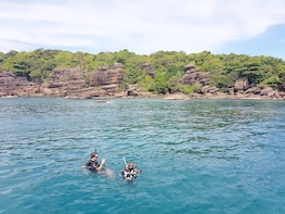 Scuba Diving in the North of Phu Quoc