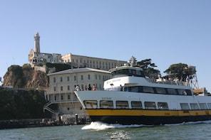 Alcatraz with Bay Cruise