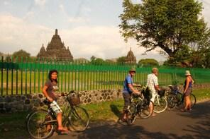 Yogyakarta Half Day Tour Cycling Around Prambanan Temple