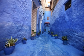 Full-Day Trip to Chefchaouen from Tangier +Ferry from Tarifa