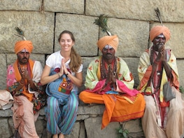 2 Days Tour Of Hampi From Bangalore