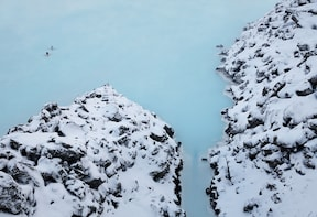 Blue Lagoon admission with roundtrip transfer from Reykjavík
