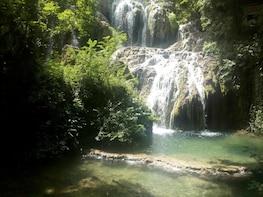 Krushuna Waterfalls and Devetashka Cave Private Day Trip