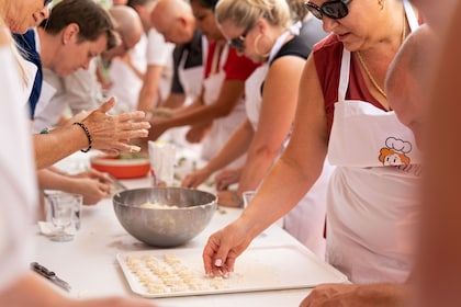 Private Pasta Making Class at Cesarina's Home In Padua