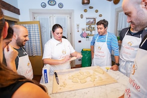 Private Pasta Making Class at Cesarina's Home In Como