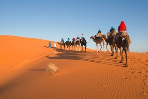 Shared 3 days Marrakech desert tour to Merzouga