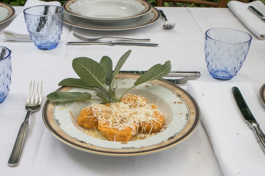 Show item 5 of 6. Dining experience at a local's home in Lake Maggiore