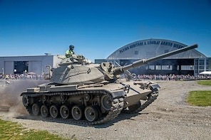 Skip the Line: Flying Heritage & Combat Armor Museum General Admission Tick...